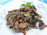 cucinare i funghi champignon