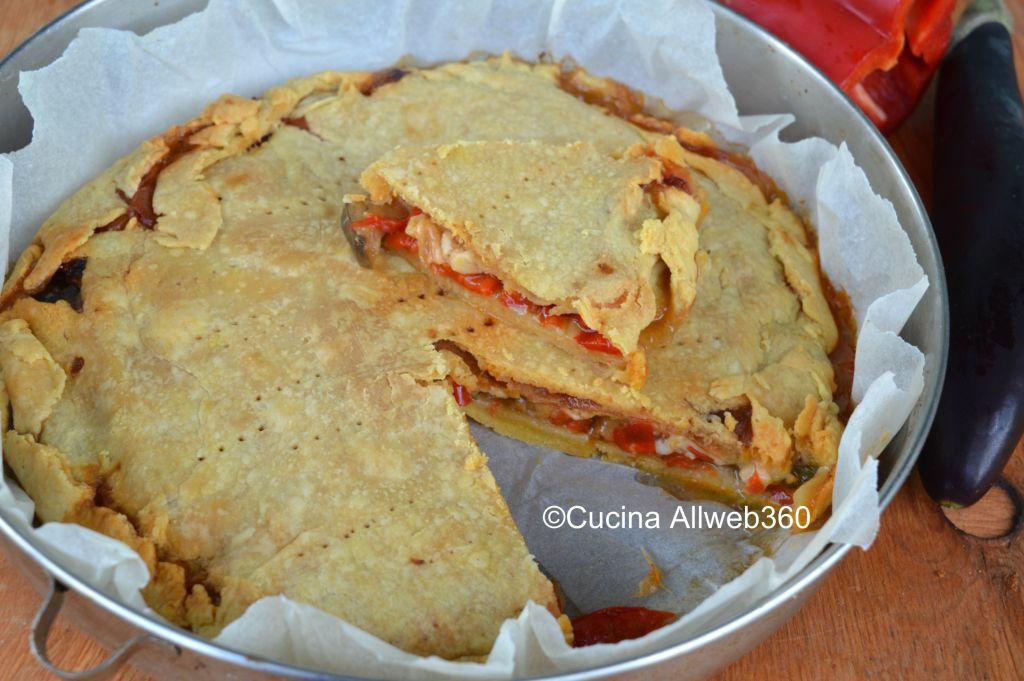 pasta per pizza rustica