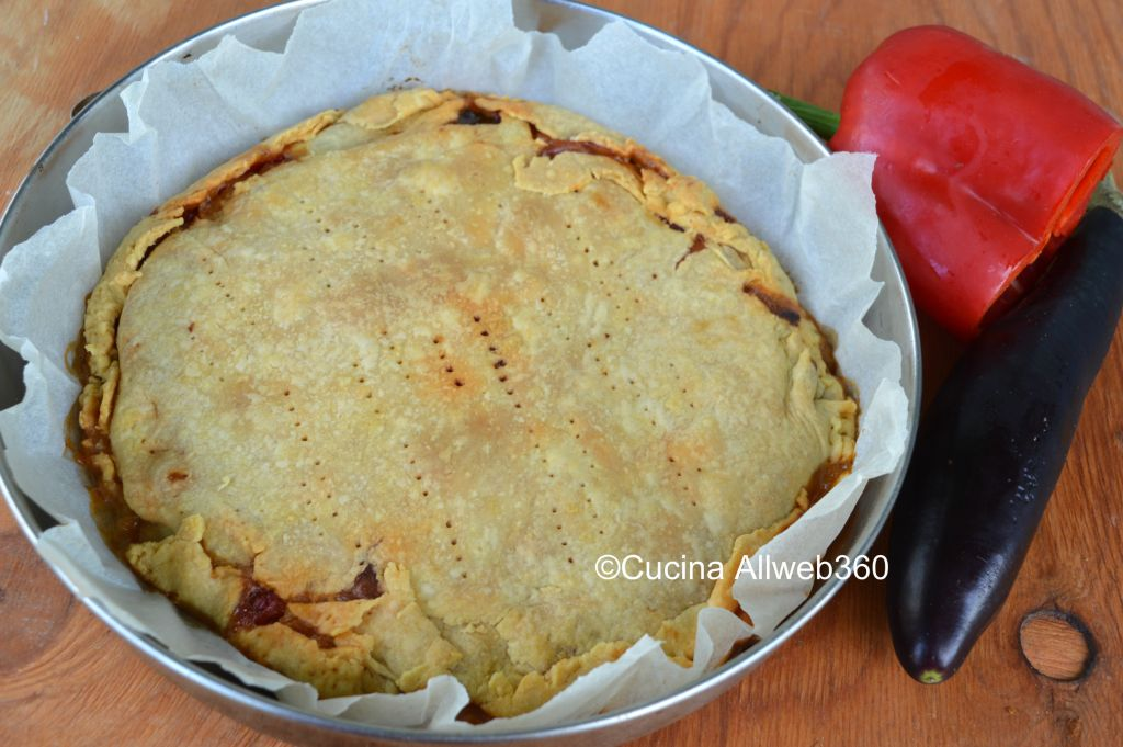 torta rustica ricetta