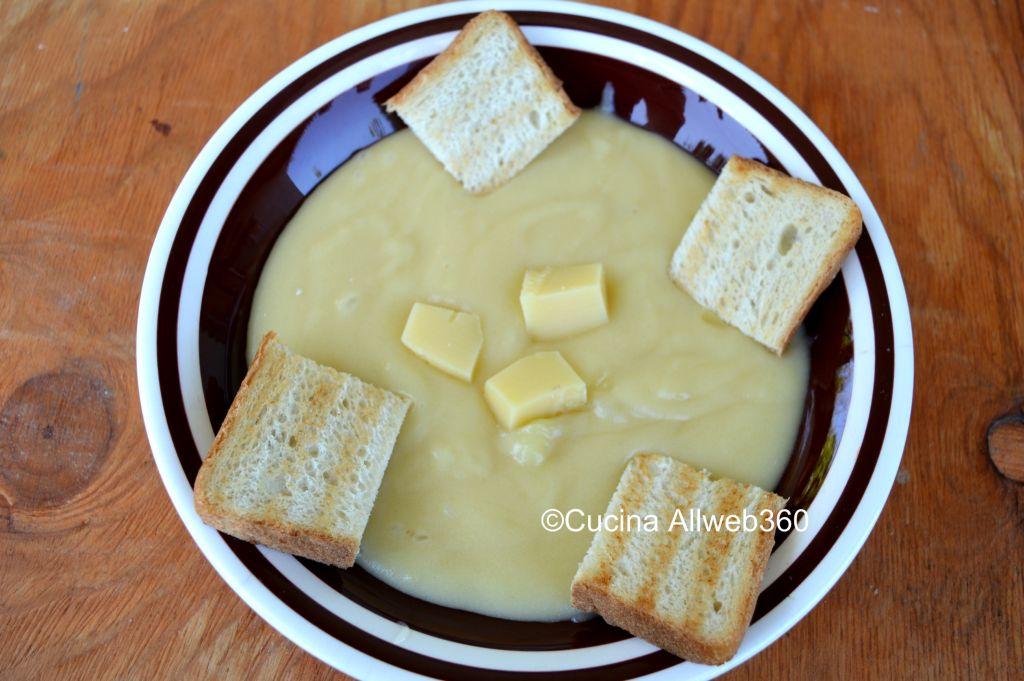 ricetta salsa al formaggio