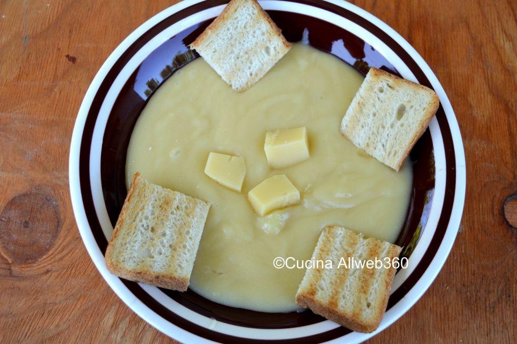 salsa di formaggio