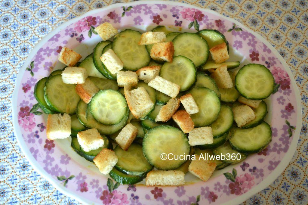 ricette con cetrioli crudi
