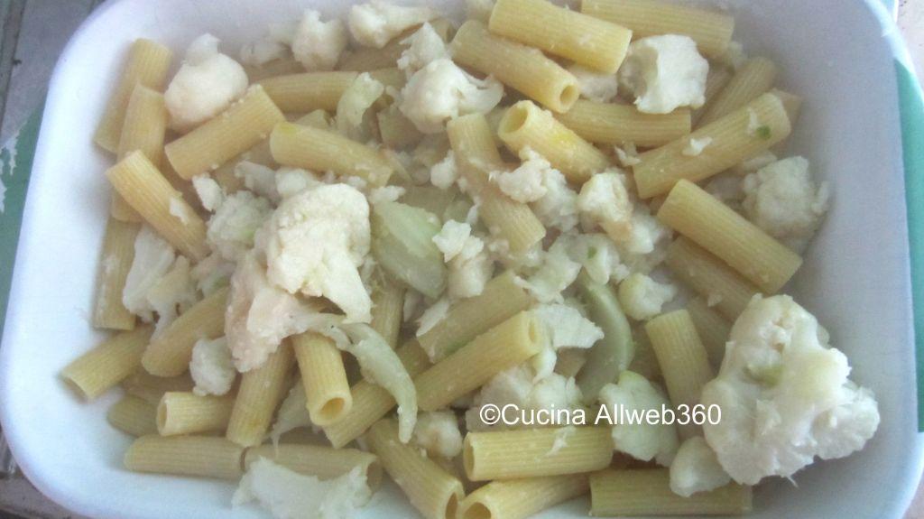pasta a forno in bianco