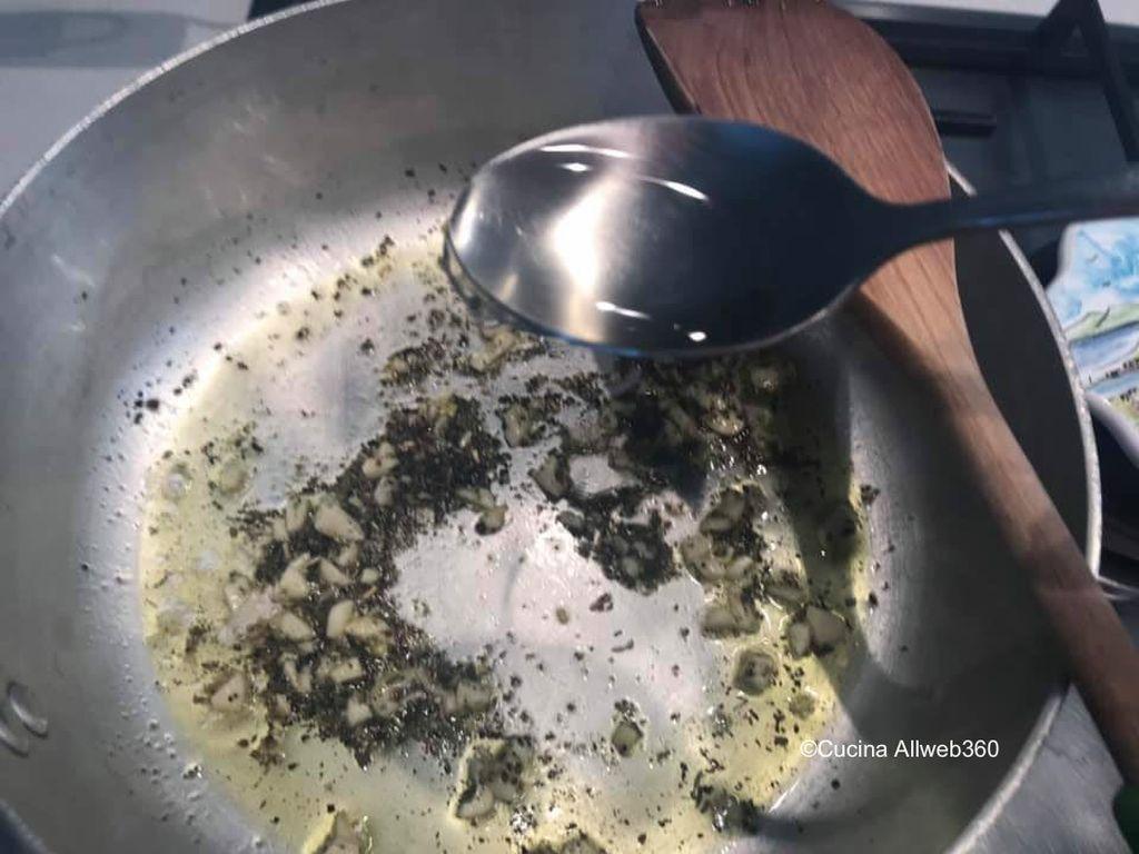 zucchine in carpione non fritte