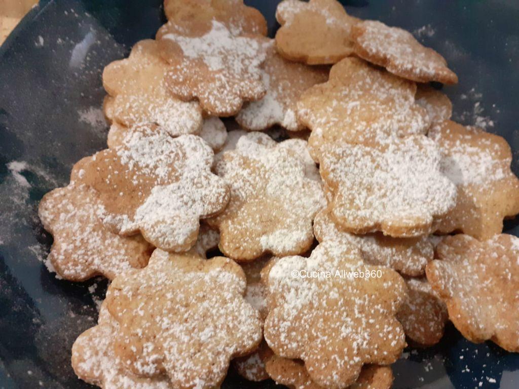 ricette biscotti sani
