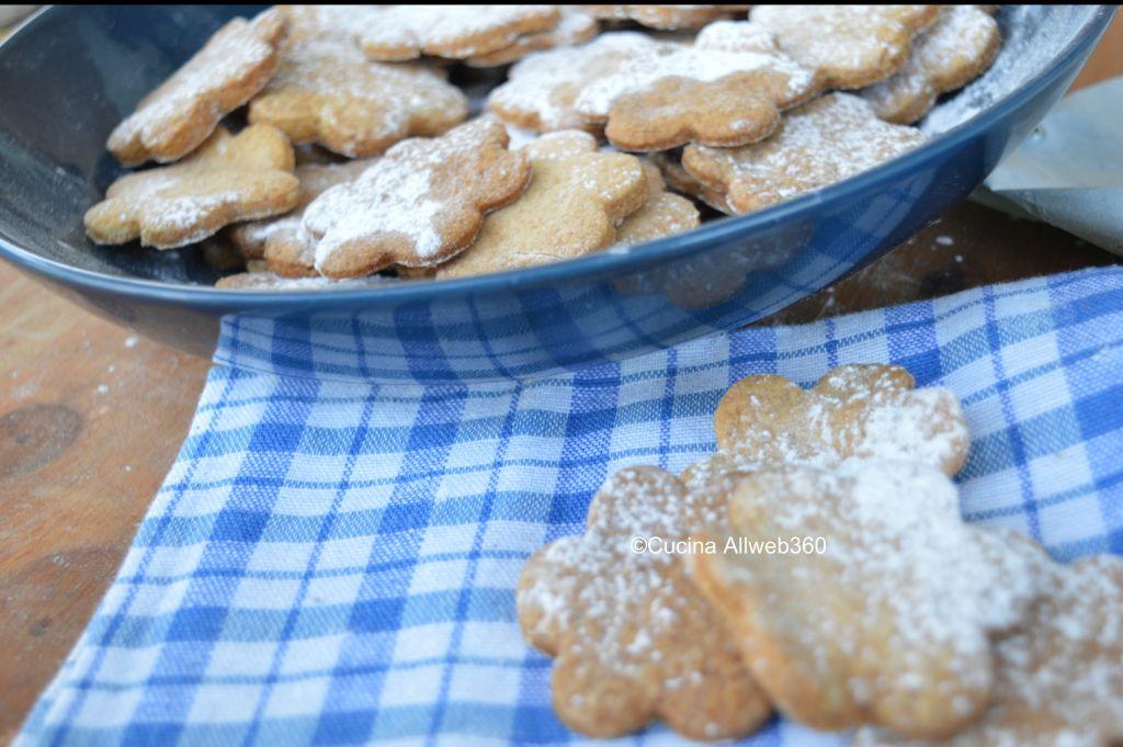 ricette x biscotti facili