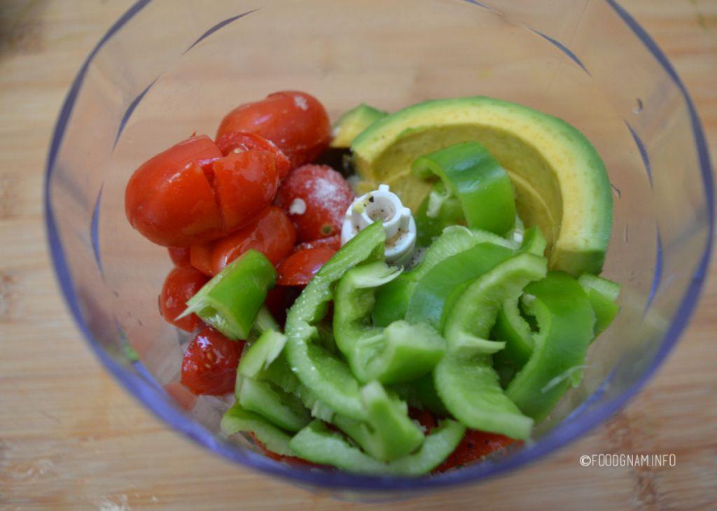 ricette guacamole