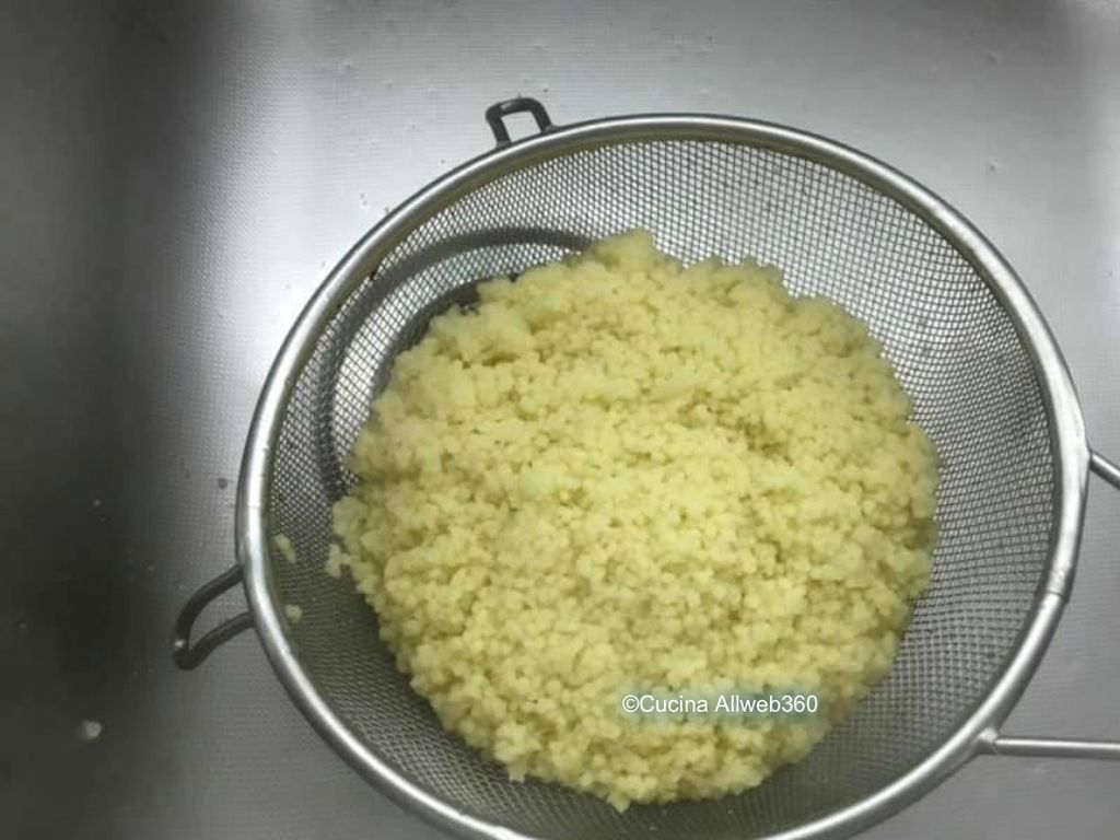 ricette cous cous vegetariano