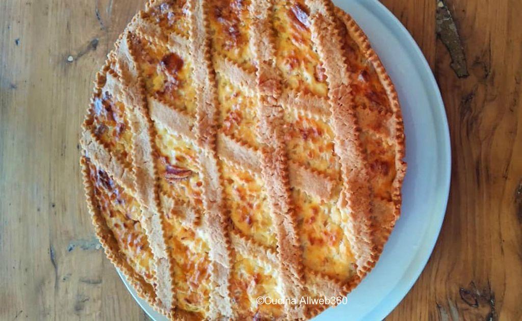 torta napoletana salata
