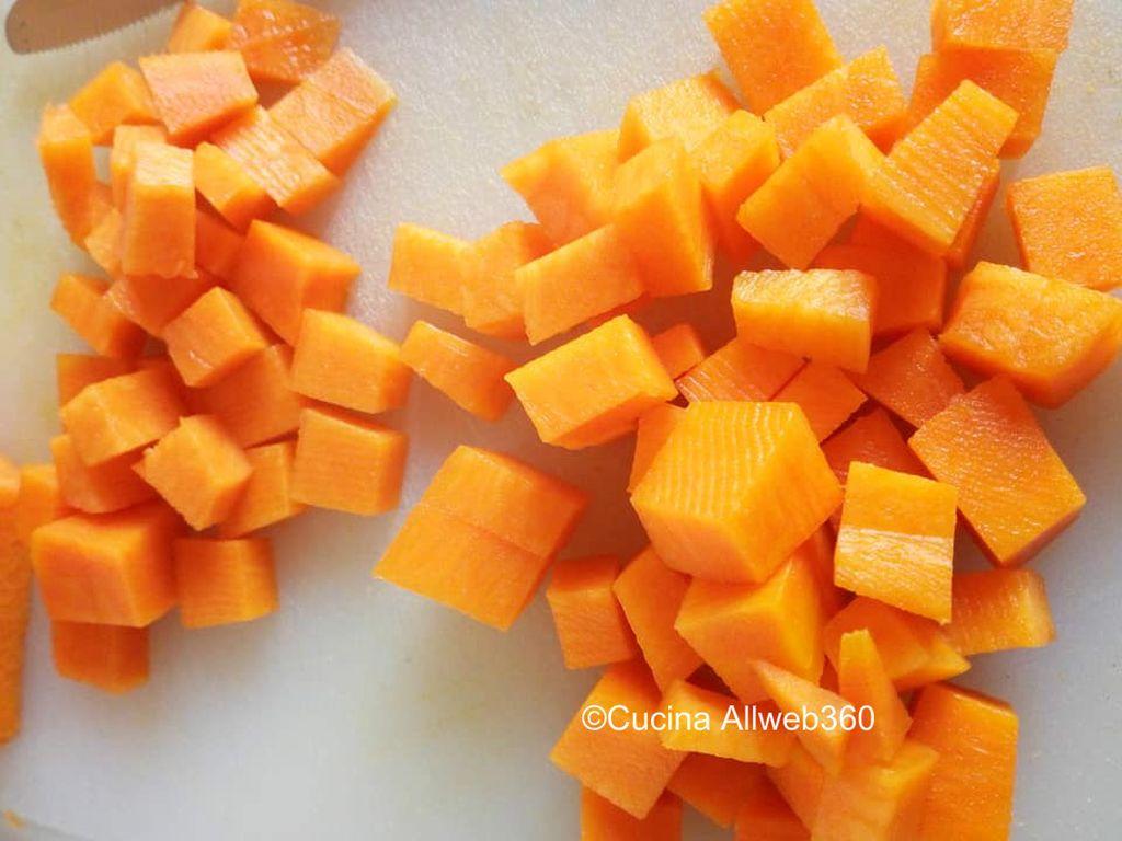 ricette salate con la zucca