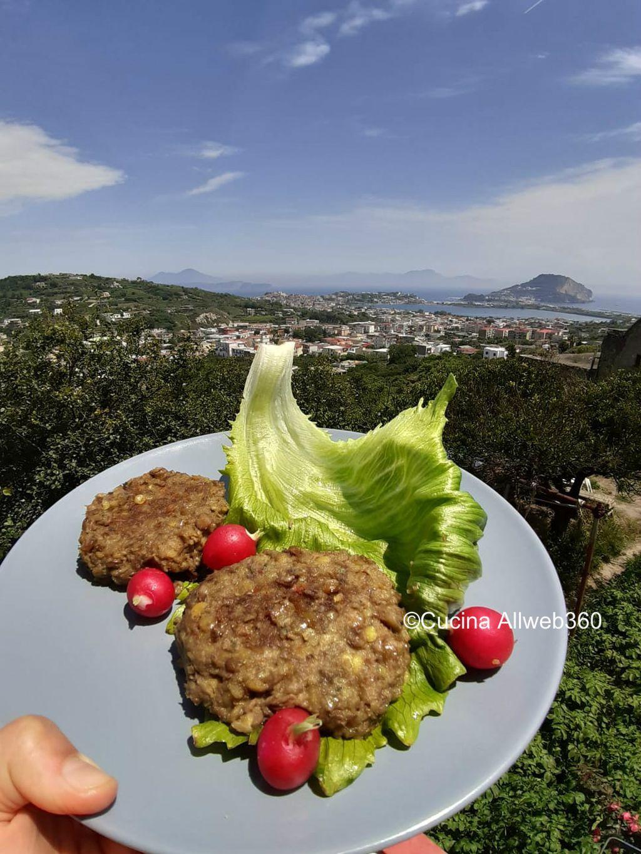 ricetta hamburger vegan