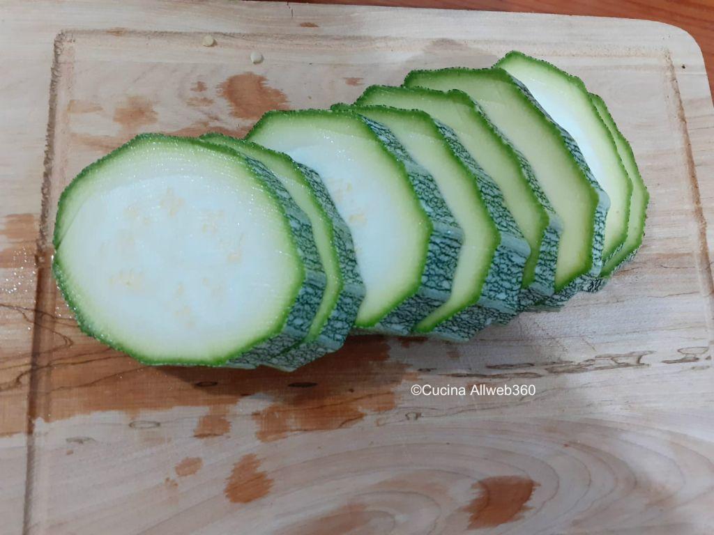 peperoni zucchine melanzane