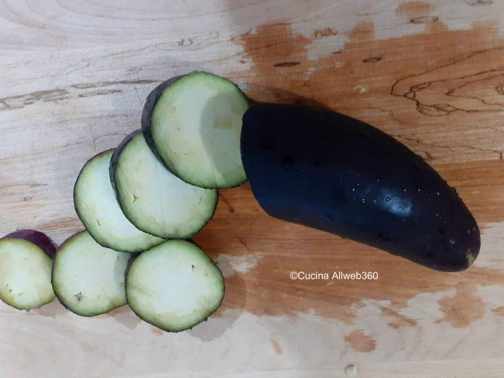 melanzane zucchine peperoni in padella