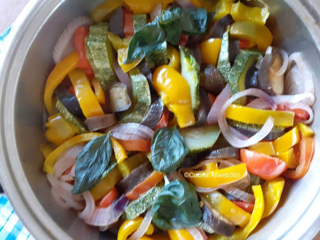 verdure ratatouille