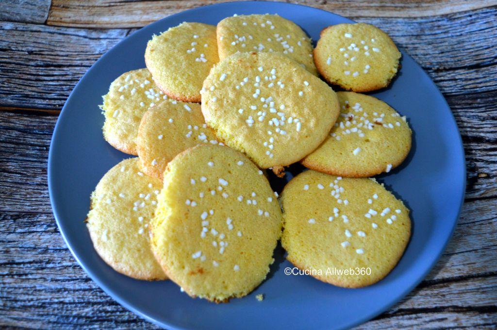 ricetta biscotti semplice