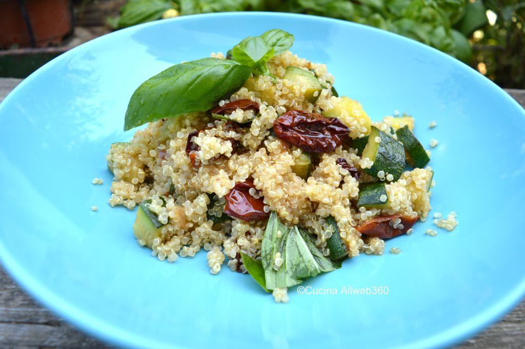 ricette vegane con quinoa