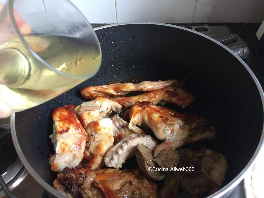 ricette coniglio all ischitana
