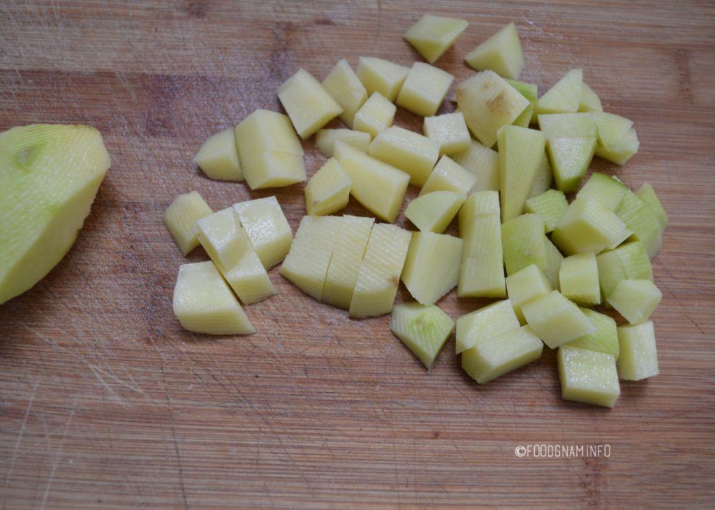 insalata russa ricetta