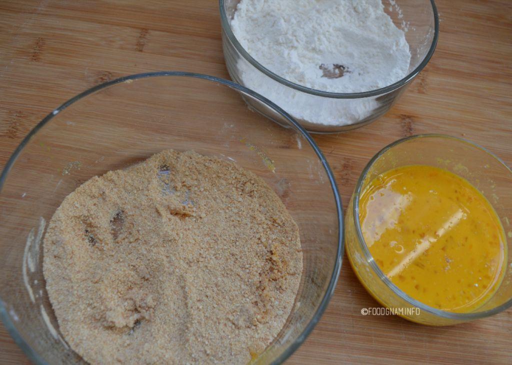 mozzarelline impanate ricetta