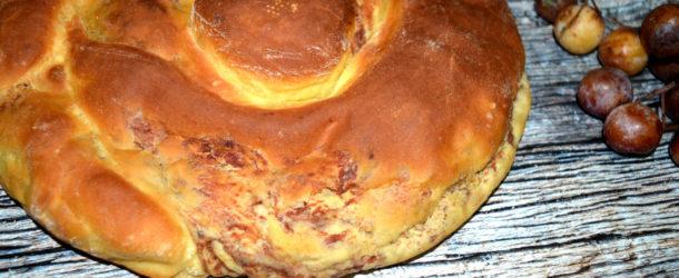 Pan brioche alle sorbe
