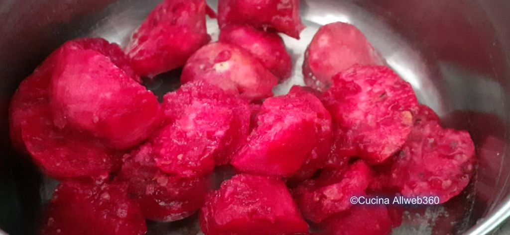 marmellata fichi d'india