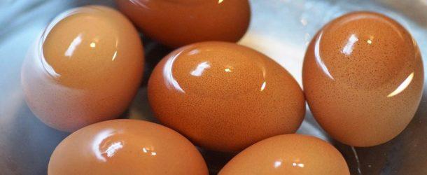 Come cucinare le uova sode