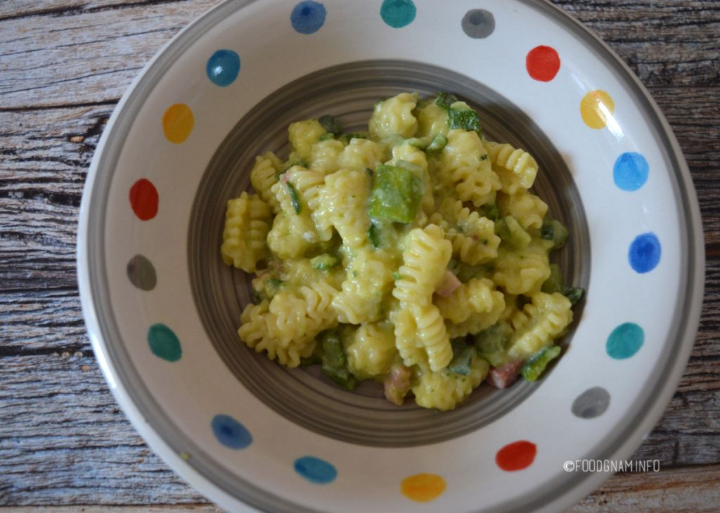 come fare pasta e zucchine