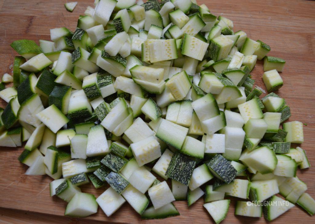 ricette pasta con zucchine