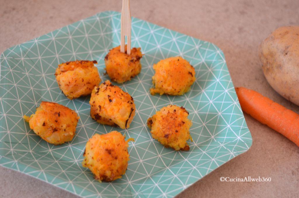 polpettone di carote