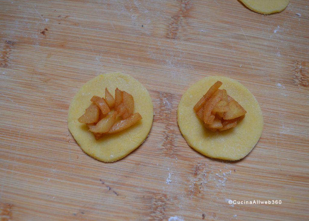 biscotti di mela