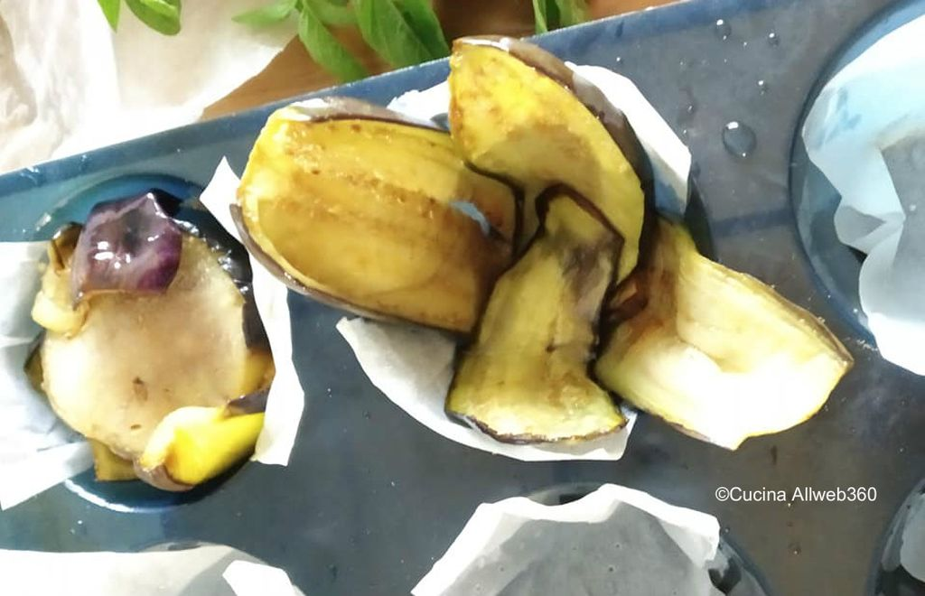 sformato melanzane
