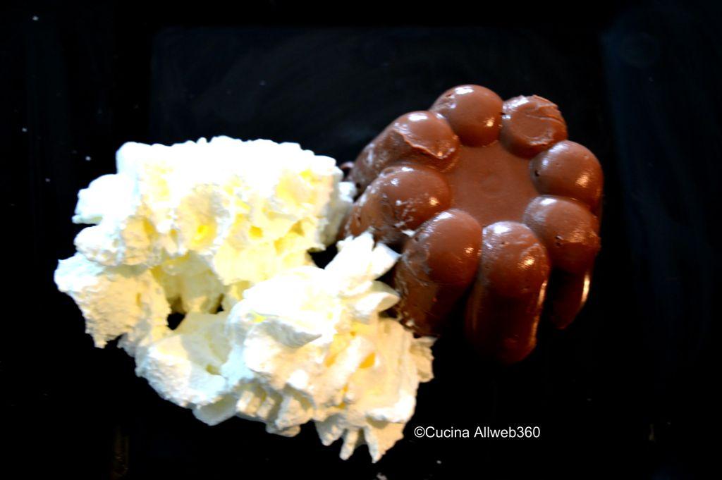 ricette budino al cioccolato
