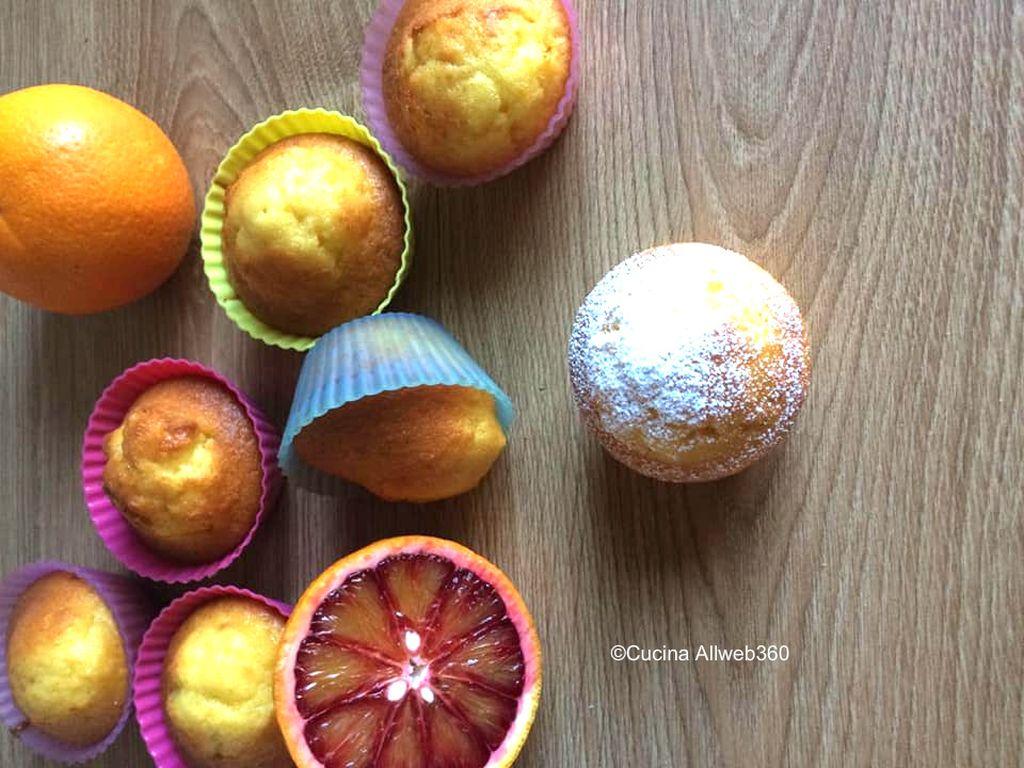 ricetta muffin senza burro