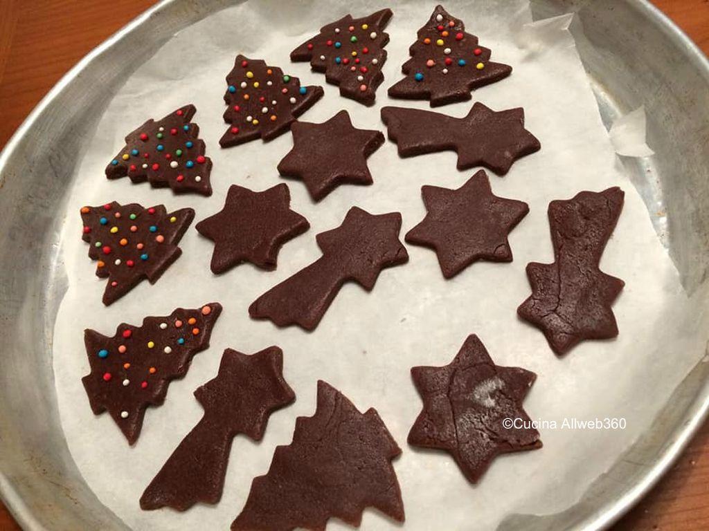 dolcetti mandorle e cioccolato