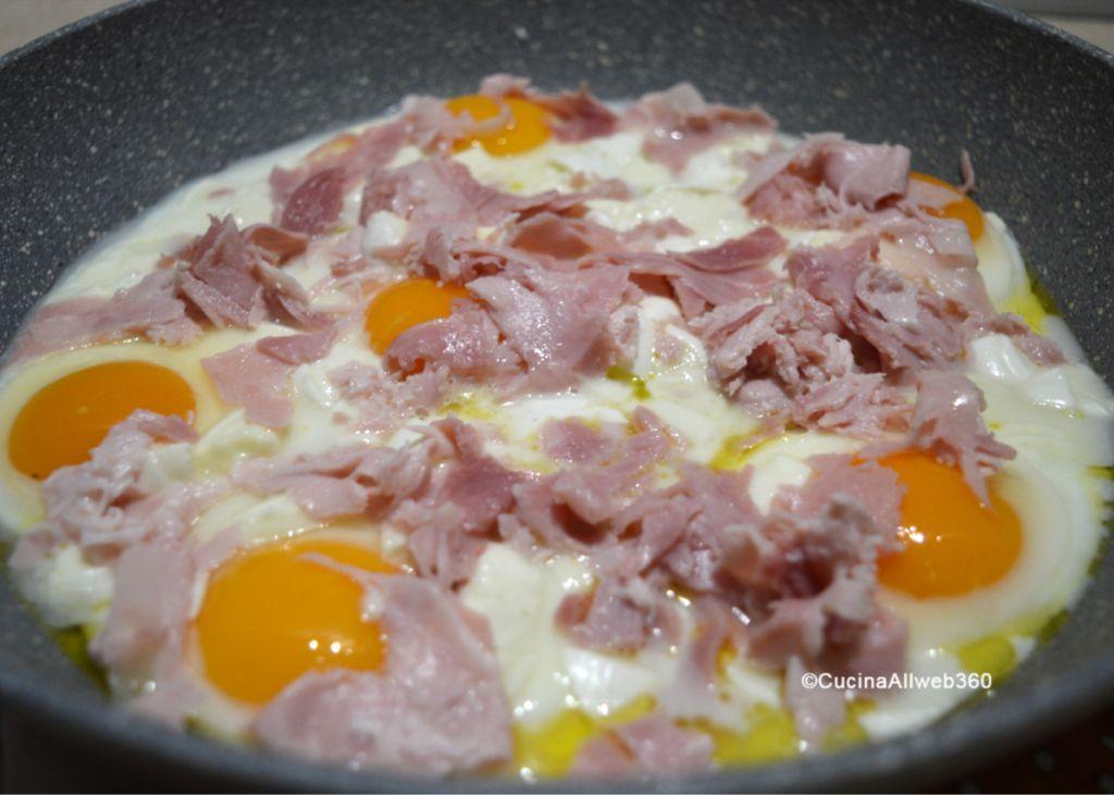 ricetta con le uova