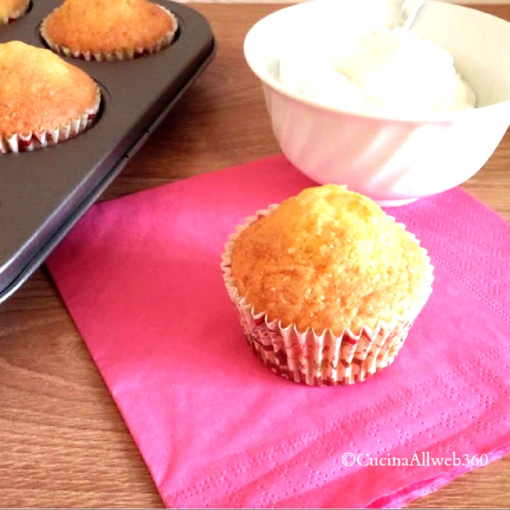 cupcake senza burro