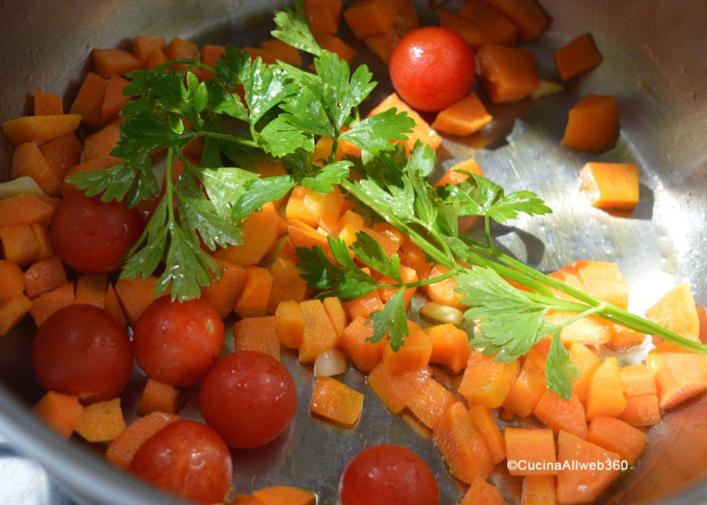 come cucinare pasta e lenticchie
