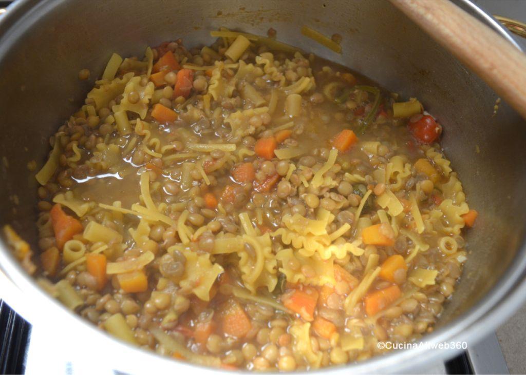 ricette con lenticchie