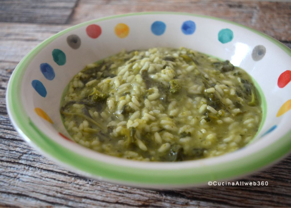 ricetta riso con verdure