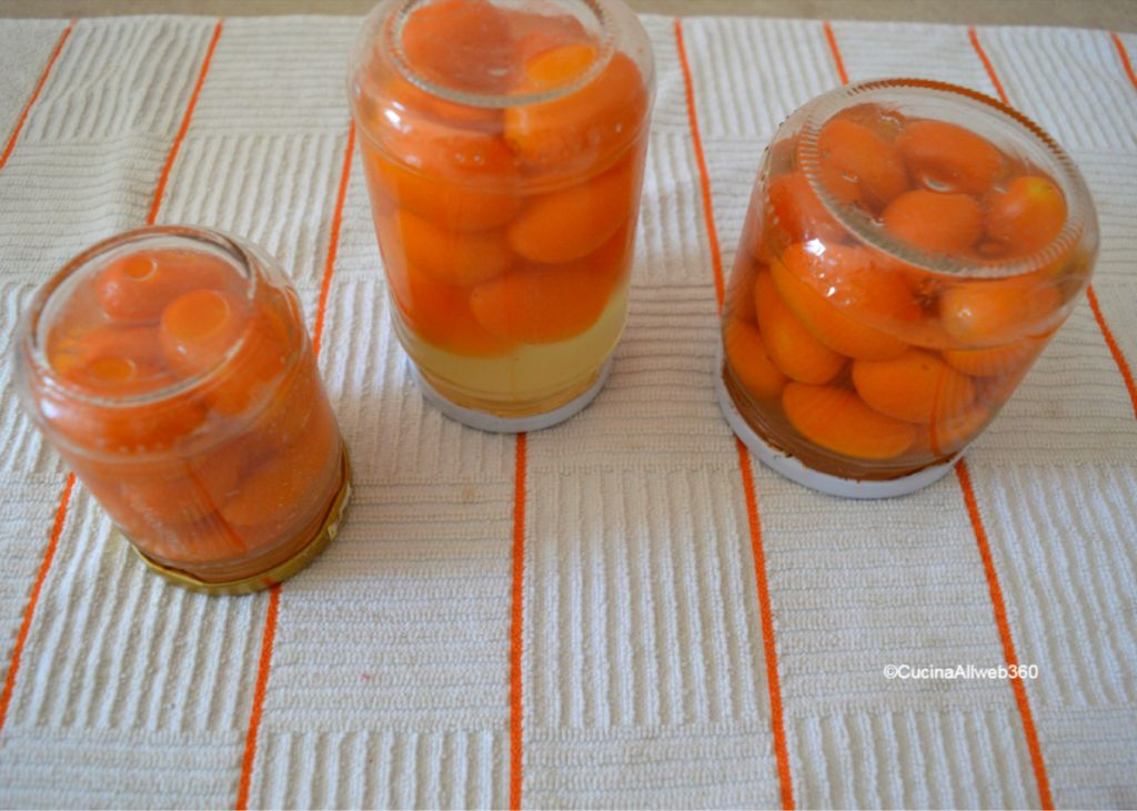 kumquat sciroppati