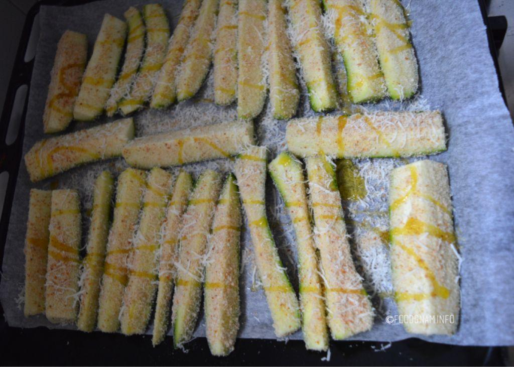 ricetta zucchine gratinate al forno
