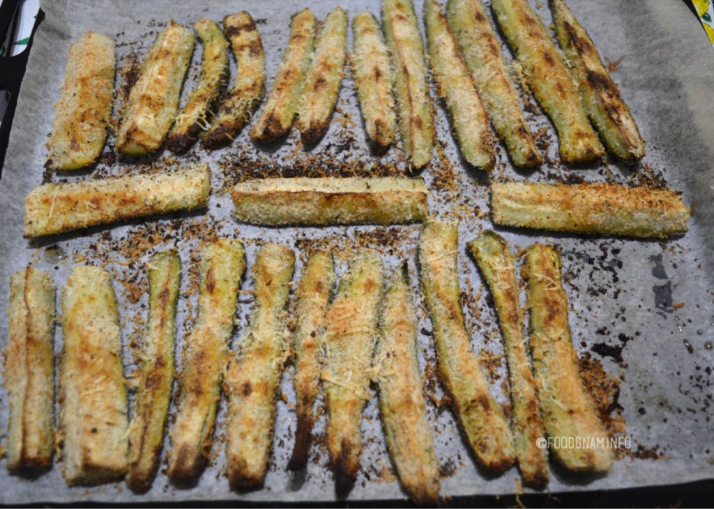 zucchini gratinati