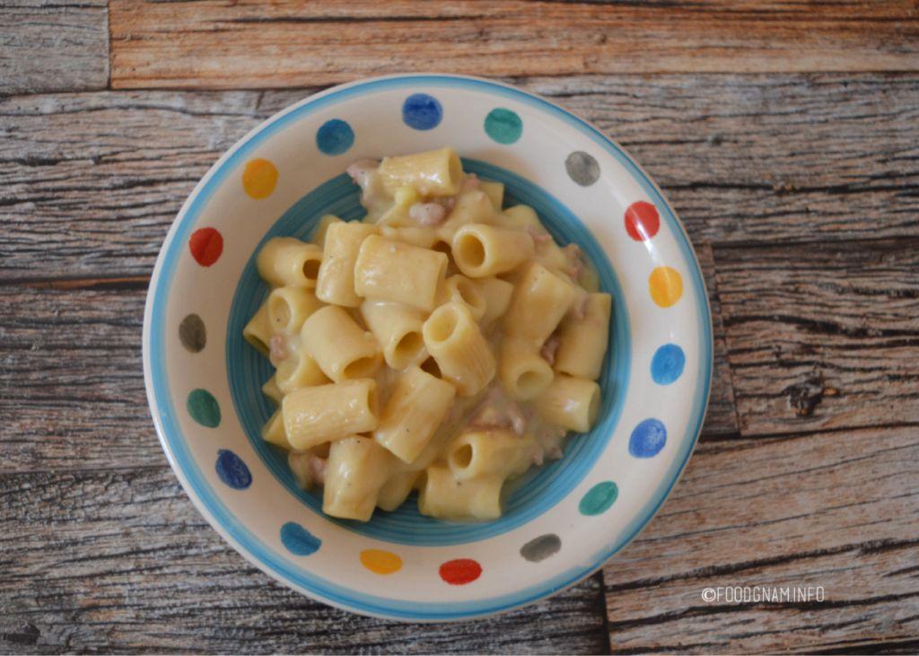 ricette di pasta con salsiccia