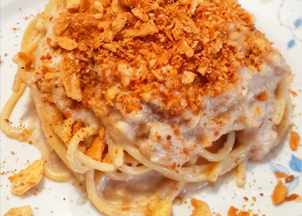 ricette pasta noci