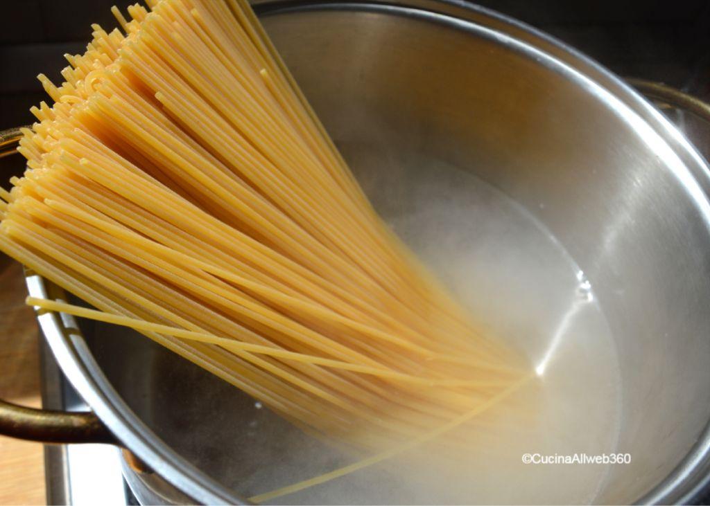 pasta alla marinara ricetta