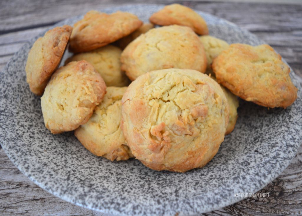 cookies al cioccolato bianco