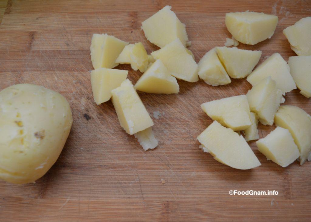 patate lesse e tonno