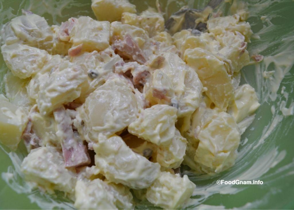 tonno e patate lesse