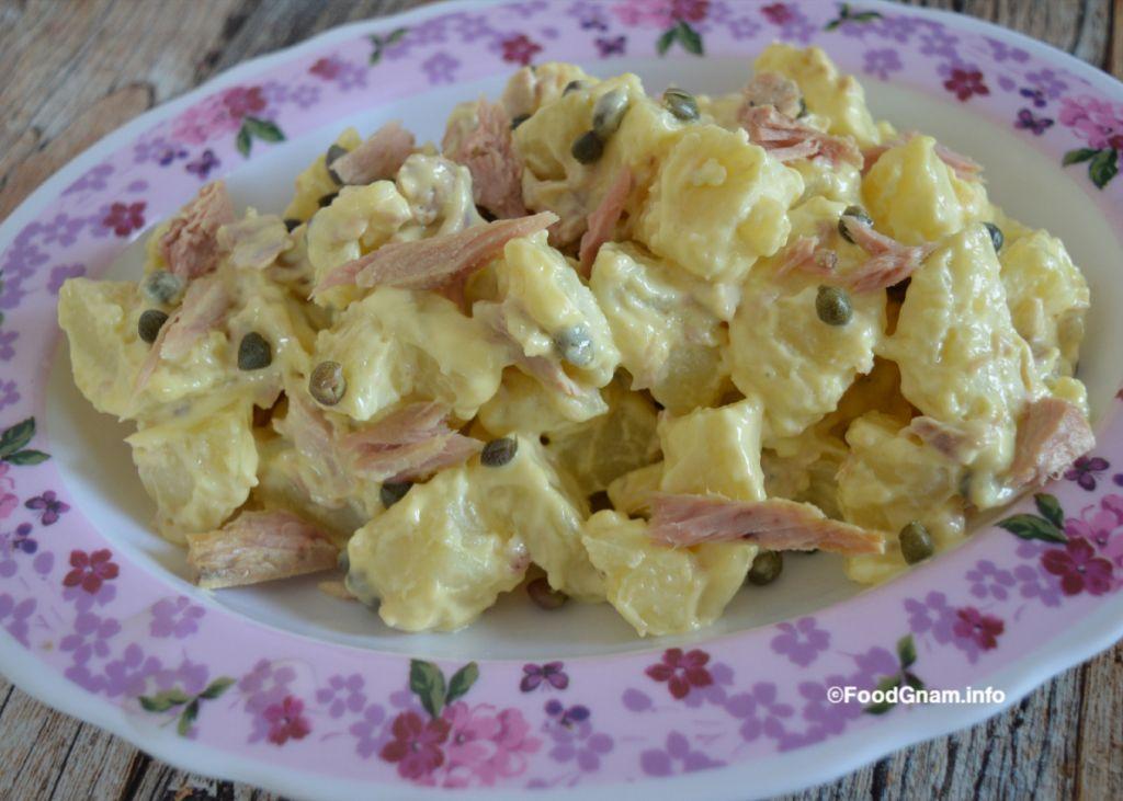 patate tonno maionese