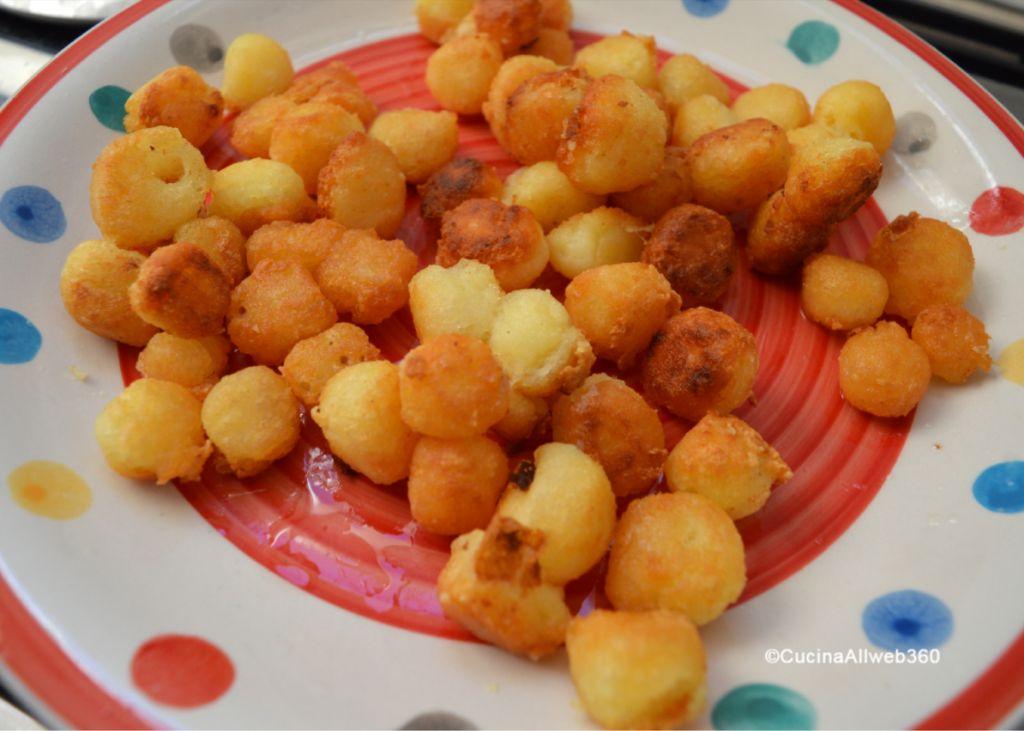 patatine al formaggio